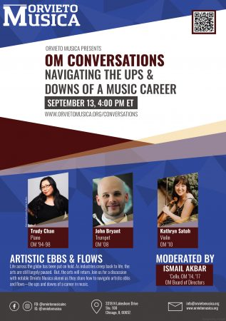 OM conversations navigating ups and downs of music career