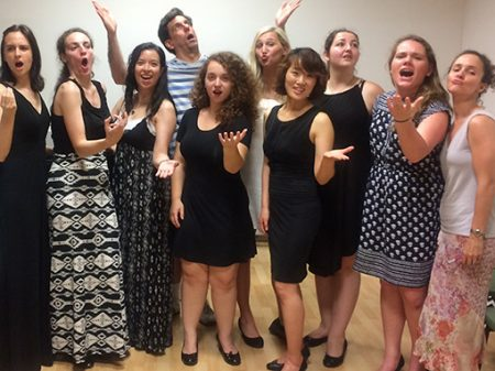 music festival, music workshop, orvieto italy, singers, vocal coaching, a capella, italian classes
