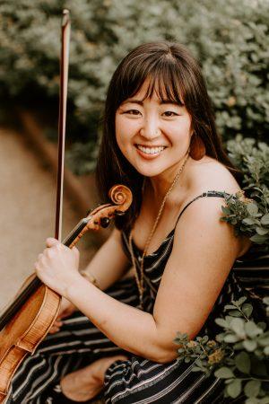 Kathryn Satoh violin