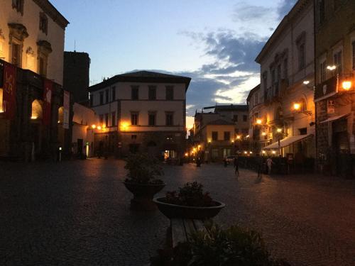 Orvieto at Dusk