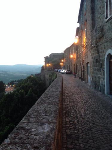 Orvieto's Wall