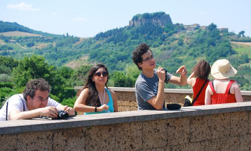 Sightseeing in Orvieto