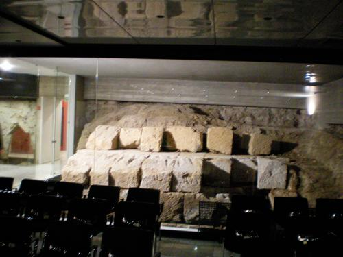 Rehearsal Room & Ancient Ruins