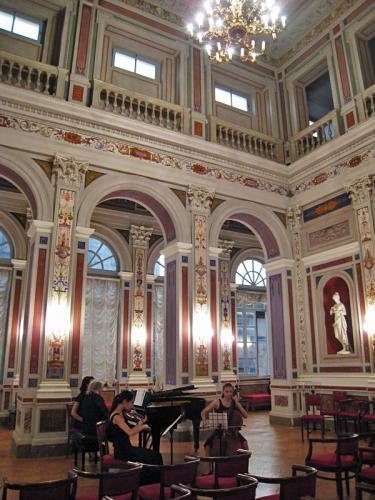 Ridotto of Teatro Mancinelli
