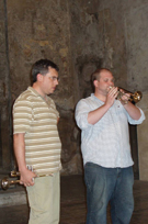 trumpetfest, chamber music festival, orvieto, italy