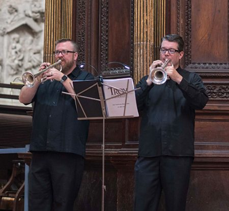 trumpetfest, trumpet coaching, music festival, music performance workshop, orvieto italy
