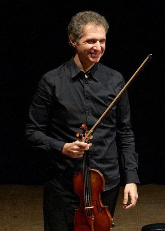 violinist alessandro cervo, chamber music festival, music performance workshop, orvieto italy